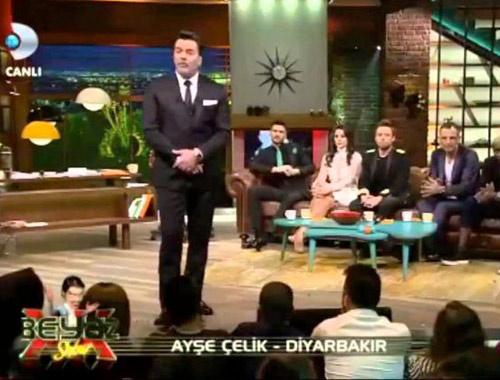 Beyaz Show'a Ayşe Öğretmen için şok ceza!
