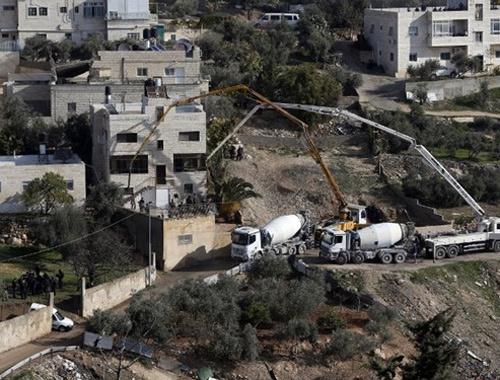 İsrail'den Doğu Küdüs'te görülmemiş intikam