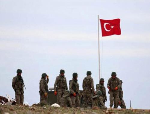 Başika'ya saldıran IŞİD bozguna uğradı