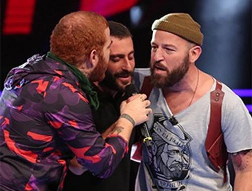 İtalyan yarışmacı O Ses Türkiye'ye damgasını vurdu!