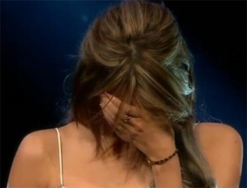 O Ses Türkiye yarışmacısı hem ağladı hem ağlattı!