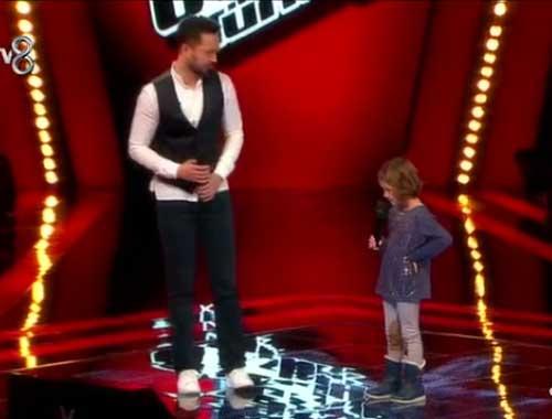 Küçük hayranı Murat Boz'u şoka soktu! Şarkının sonunda olana bakın