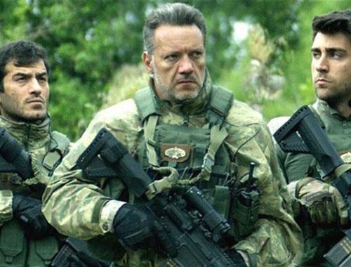 Dağ 2 filmi vizyon tarihi 3 ay askeri eğitim aldılar