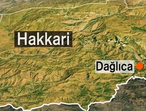 Hakkari Dağlıca'da PKK saldırısı şehitler var