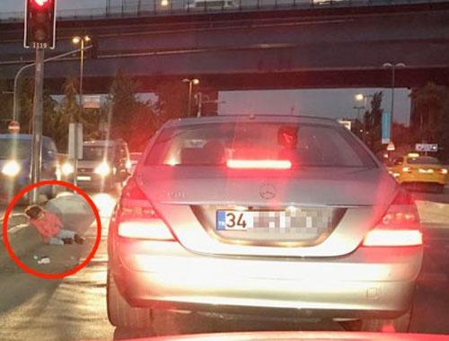 Bu görüntü İstanbul'dan çok acı!