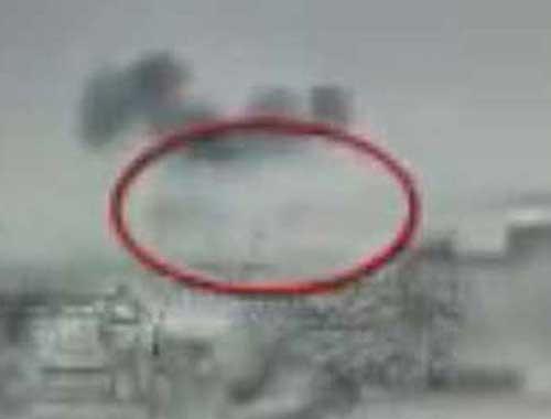 Türk tankı DEAŞ'lı teröristleri böyle vurdu