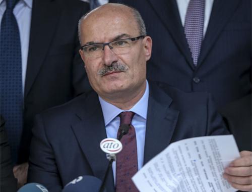 ATO'da Osman Gökçek'e rakip çıktı!