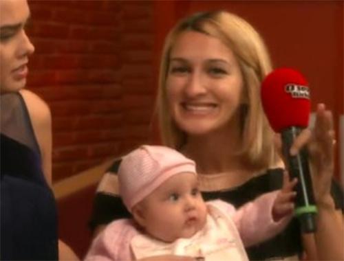 Kolombiyalı Ivan'ın Adanalı eşi O Ses Türkiye'de!