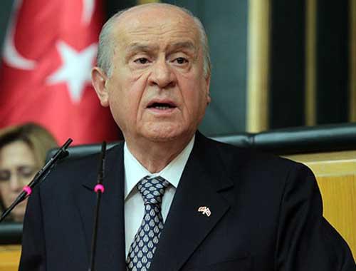 Bahçeli'den son dakika HDP açıklaması