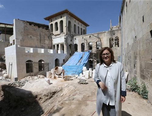 Büyükşehir Gaziantep'in tarihi mahallelerine sahip çıkıyor