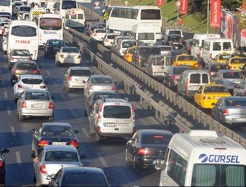 İstanbul Kadıköy kapalı yollar listesi 6 Kasım 2016 Pazar