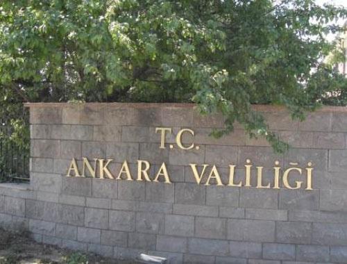 Ankara Valiliği'nden dolandırıcılık uyarısı