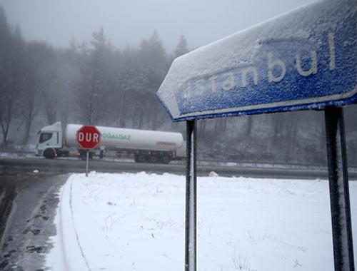 İstanbul hava durumu 5 günlük tahmin kar fena geliyor!