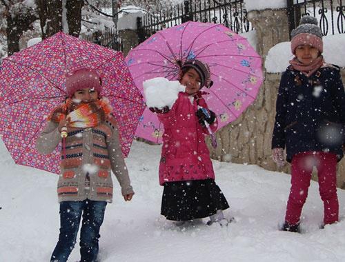 Gümüşhane'de okullar tatil mi 12 Aralık Valilik kararı