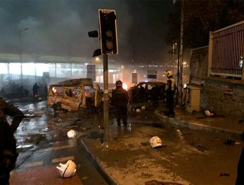 İstanbul'daki patlamanın ayrıntıları 1 hafta önce...