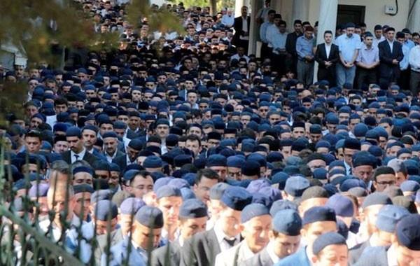 Süleymancılar neyin nesi liderleri kimdir mavi takke takıyor ve...