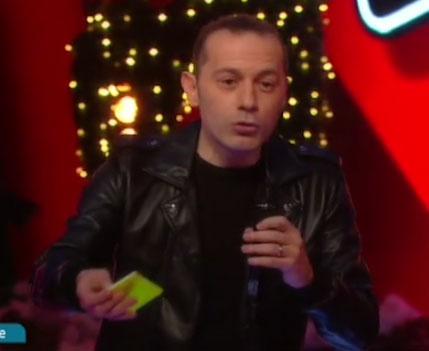 Cüneyt Çakır'dan O Ses Türkiye jürisine sarı kart
