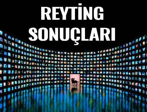 8 Aralık reyting sonuçları Fenerbahçe maçı mı Cesur ve Güzel mi?