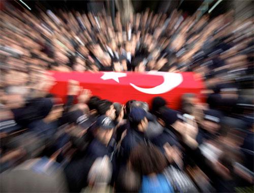 Diyarbakır Sur'dan son haber şehit sayısı arttı