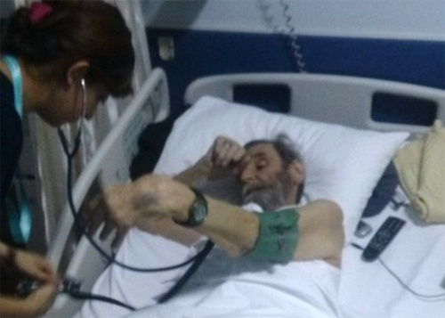 Nezih Tuncay hastaneye kaldırıldı son durumu ne?