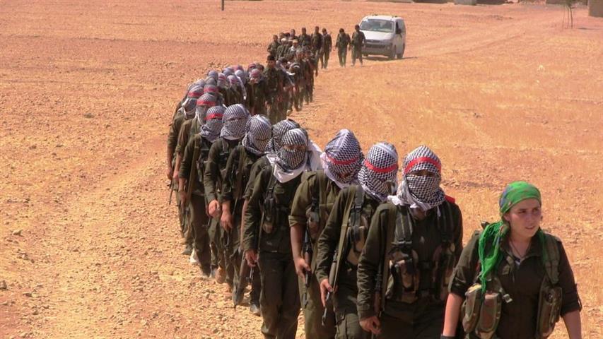 YPG güçleri Azez'e 500 metre mesafede!