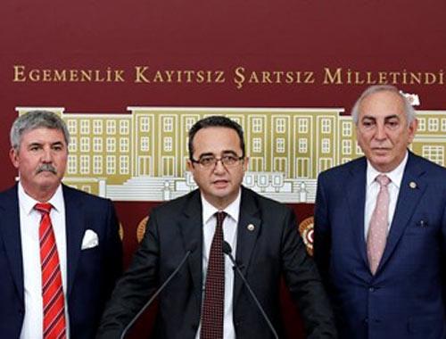 CHP'den yeni anayasa şartı masaya döneriz ama...
