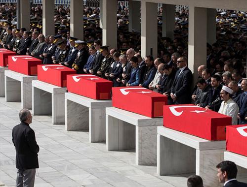 Diyarbakır Sur'dan acı haber şehit sayısı arttı