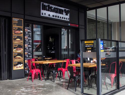 İkiSatır'dan 1 milyon liralık restoran