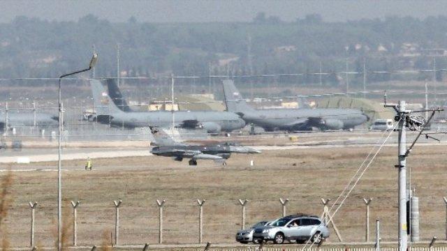 Suudi Arabistan savaş uçakları İncirlik Üssü'nde