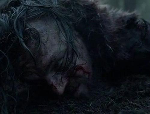 The Revenant - Leonardo DiCaprio'nun ayı sahnesi