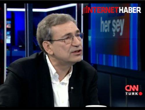 Orhan Pamuk'tan akademisyen tepkisi