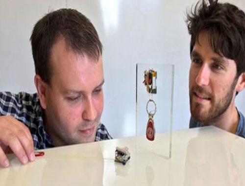 Bu karınca robot altı insan gücünde!