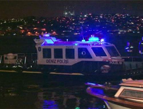 Beşiktaş Sahili'nden erkek cesedi çıktı