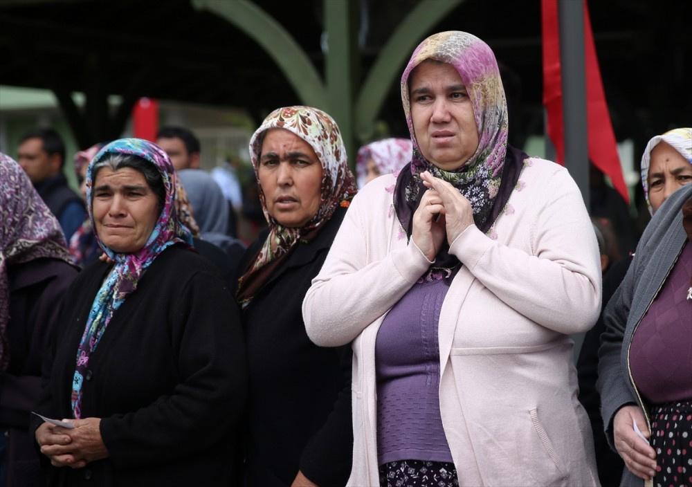 Diyarbakır şehidi gözyaşlarıyla uğurlandı!