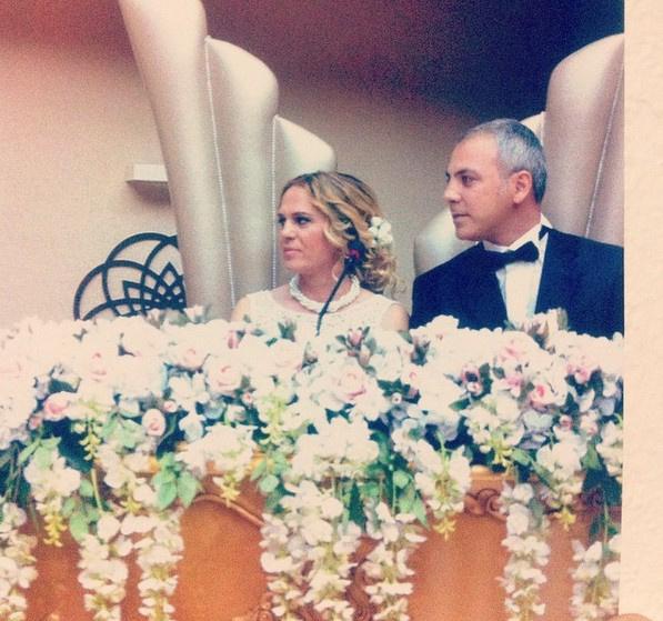 Nagihan Karadere bambaşka çıktı meğer kocası ile...