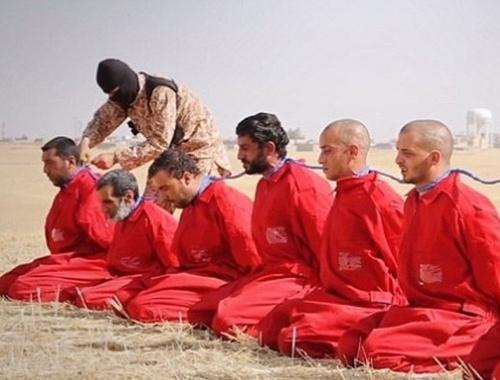 IŞİD'den kan donduran infaz şekli