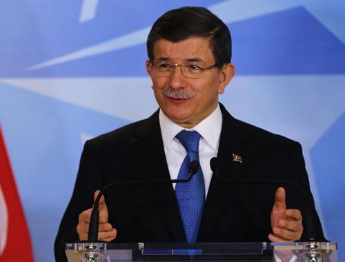 Davutoğlu'ndan PYD'nin federasyon ilanına tepki