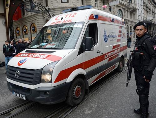 İstanbul Beyoğlu patlamasında ölenlerin ve yaralananların isimleri
