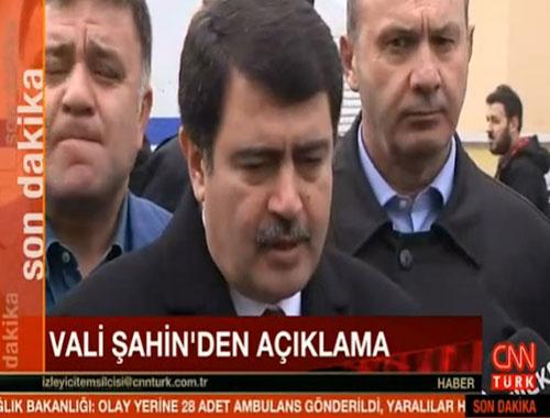 Beyoğlu'ndaki patlamanın nedeni! Vasip Şahin açıkladı