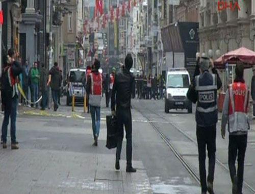 İstiklal Caddesi'ndeki patlamaya yayın yasağı