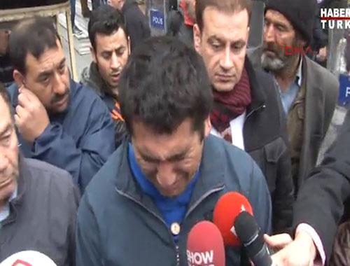 İstiklal Caddesi'ndeki patlama anını gözyaşlarıyla anlattı