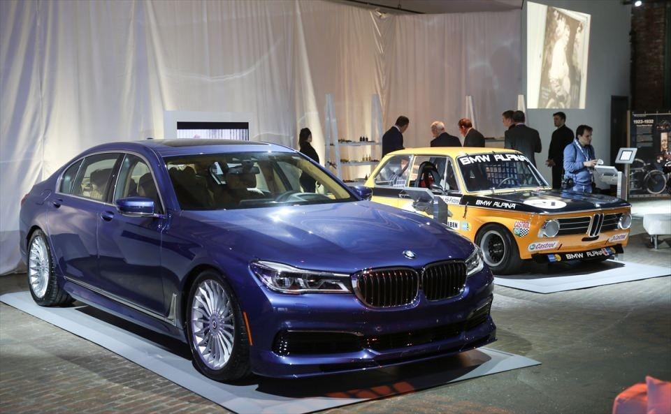 New York'ta BMW'nin 100. yılına kutlama - Sayfa 1
