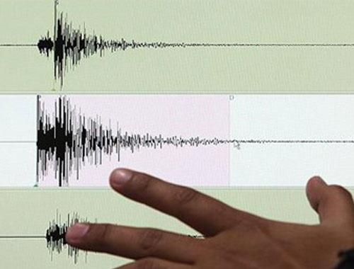 Akdeniz'de deprem büyüklüğü kaç?