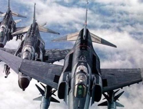 TSK'dan Avaşin/Basyan'a hava harekatı imha edildi!