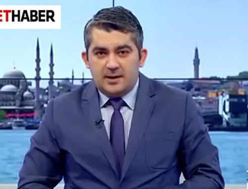Akit spikeri canlı yayında Demirtaş'a köpek dedi