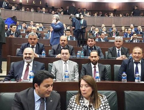 İhraç edilen CHP'liler AK Parti'li oldu