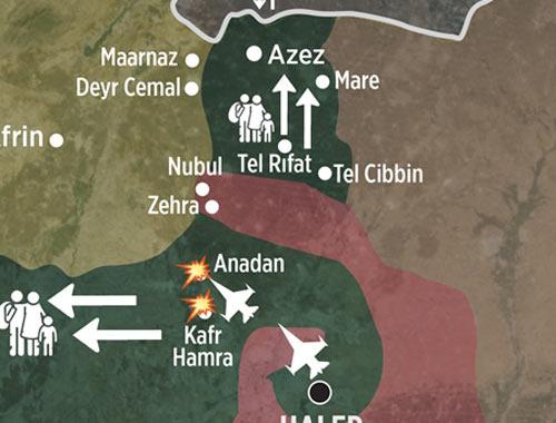 Operasyona hazırlanan PYD'ye Arap-Türkmen şoku