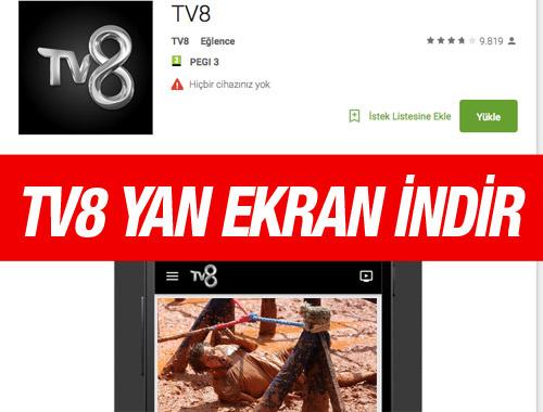 TV8 yan ekran indir Survivor uygulaması ile nasıl oy kullanılır?