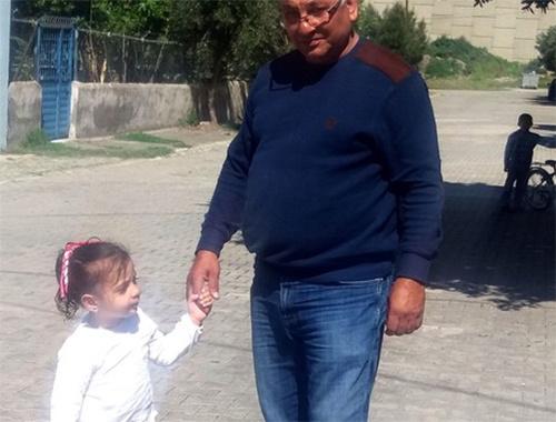 Araç altında kalan 3 yaşındaki kızın mucize kurtuluşu
