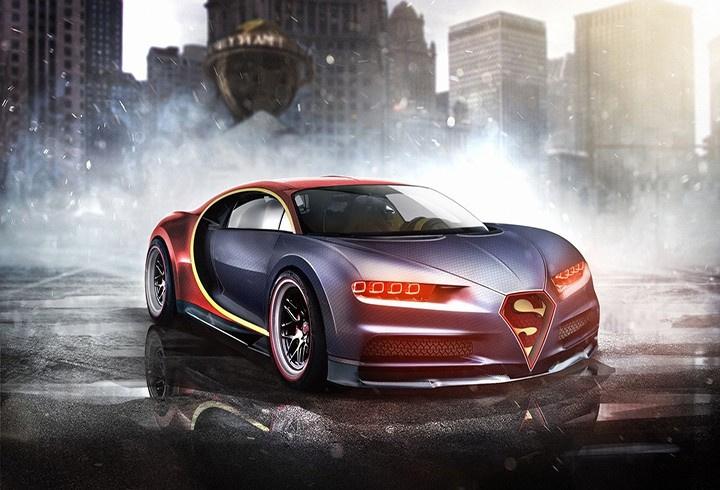 Süper kahramanların ilginç otomobilleri - Sayfa 2